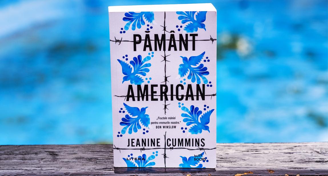 """Bestsellerul săptămânii la Editura Litera: """"Pământ american"""", cea mai controversată carte a anului 2020"""