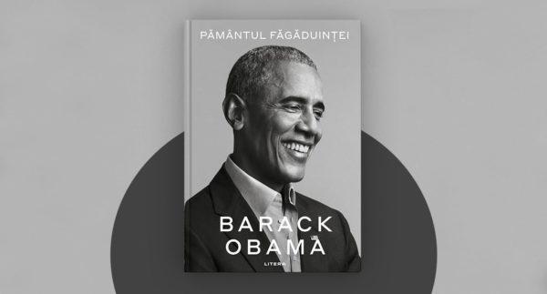 Pământul făgăduinței-autobiografia-fostului-presedinte-american-Barack-Obama-a-aparut-in- Romania-la-Editura-Litera