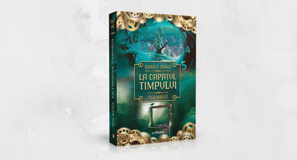 """Marți, 17 noiembrie 2020, la toate chioșcurile de presă. Cartea """"La capătul timpului"""", de la Editura Litera"""