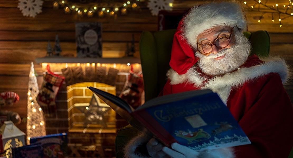 În luna decembrie, Litera devine Editura lui Moș Crăciun. Te așteaptă reduceri de până la 90% și întâlniri zilnice cu Moșul, live pe Zoom