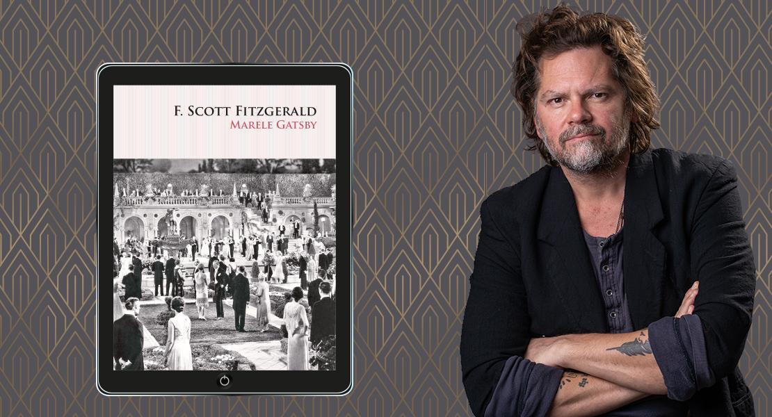 """Actorul Florin Piersic Jr. dă viață romanului """"Marele Gatsby"""", exclusiv în biblioteca digitală citește.ro"""