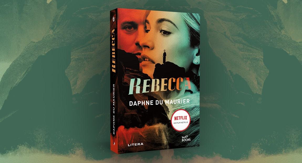 """Vineri, 13 noiembrie 2020, la toate chioșcurile de presă. Cartea """"Rebecca"""" de la Editura Litera"""