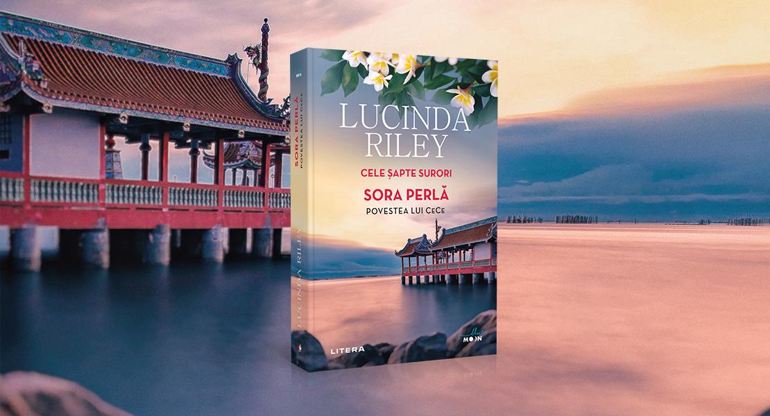 """Marți, 10 noiembrie 2020, la toate chioșcurile de presă. Cartea """"Sora perlă. Povestea lui Cece"""" de la Editura Litera"""