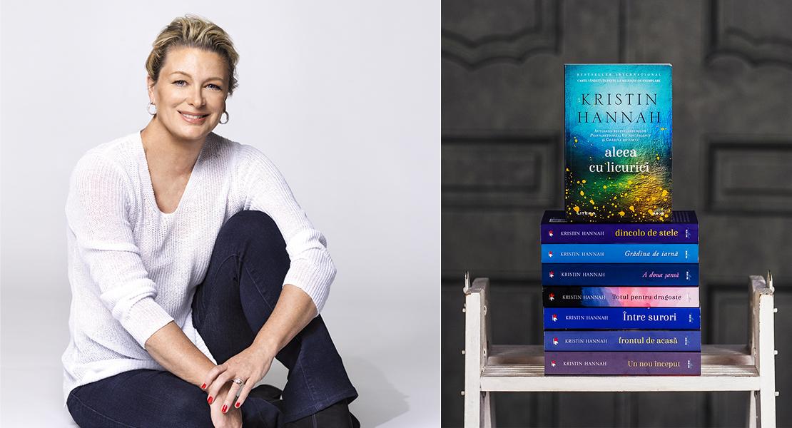 Dosar de autor: Kristin Hannah, autoarea cu peste 20 de bestselleruri internaționale
