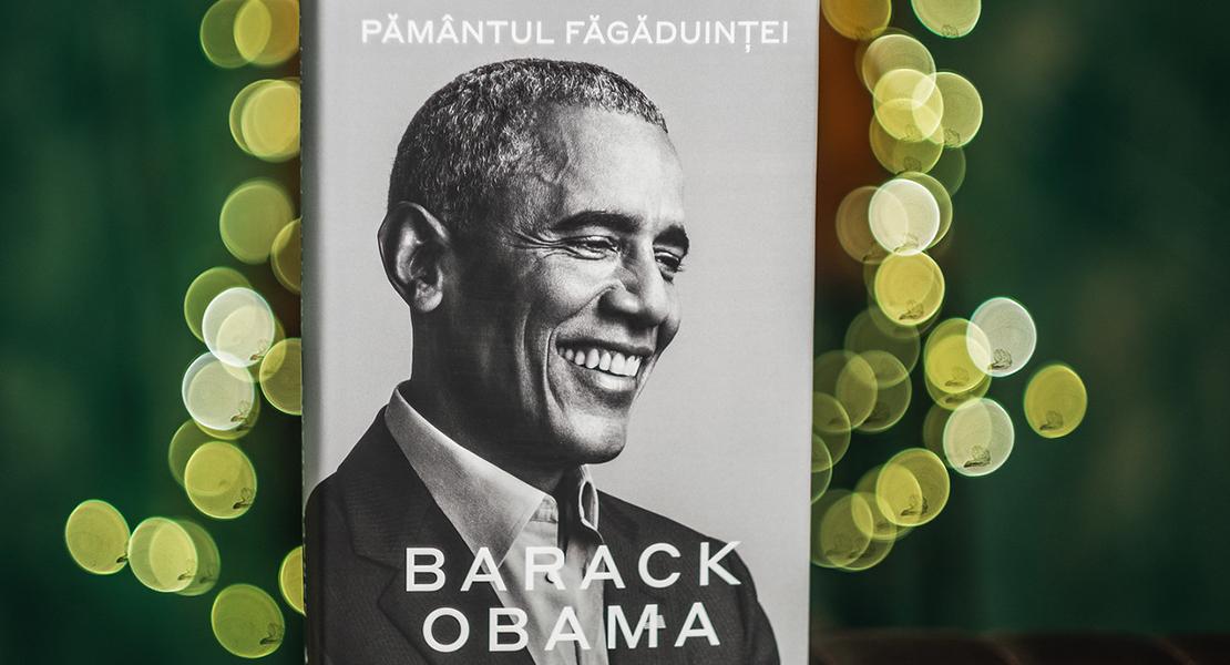 """Bestsellerul săptămânii la Editura Litera: """"Pământul făgăduinței"""", cartea de memorii a anului"""
