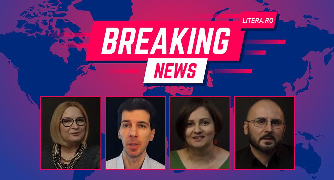 Breaking News: recomandări de top pe Litera.ro