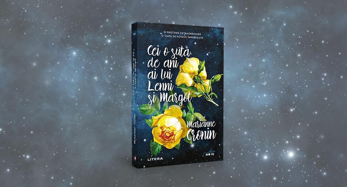 """Marți, 2 martie 2021, la toate chioșcurile de presă: """"Cei o sută de ani ai lui Lenni și Margot"""" de Marriane Cronin"""