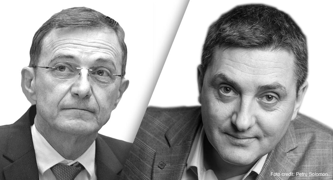 INTERVIU VIDEO. Istoricul Cosmin Popa în dialog cu Ioan-Aurel Pop, președintele Academiei Române