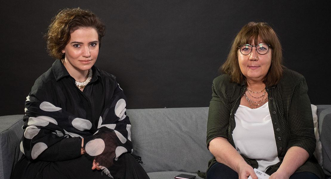 """Actrița Dorotheea Petre în dialog cu Doina Ruști, despre romanul """"Paturi oculte"""". Audiobookul în lectura scriitoarei, disponibil exclusiv pe citește.ro!"""
