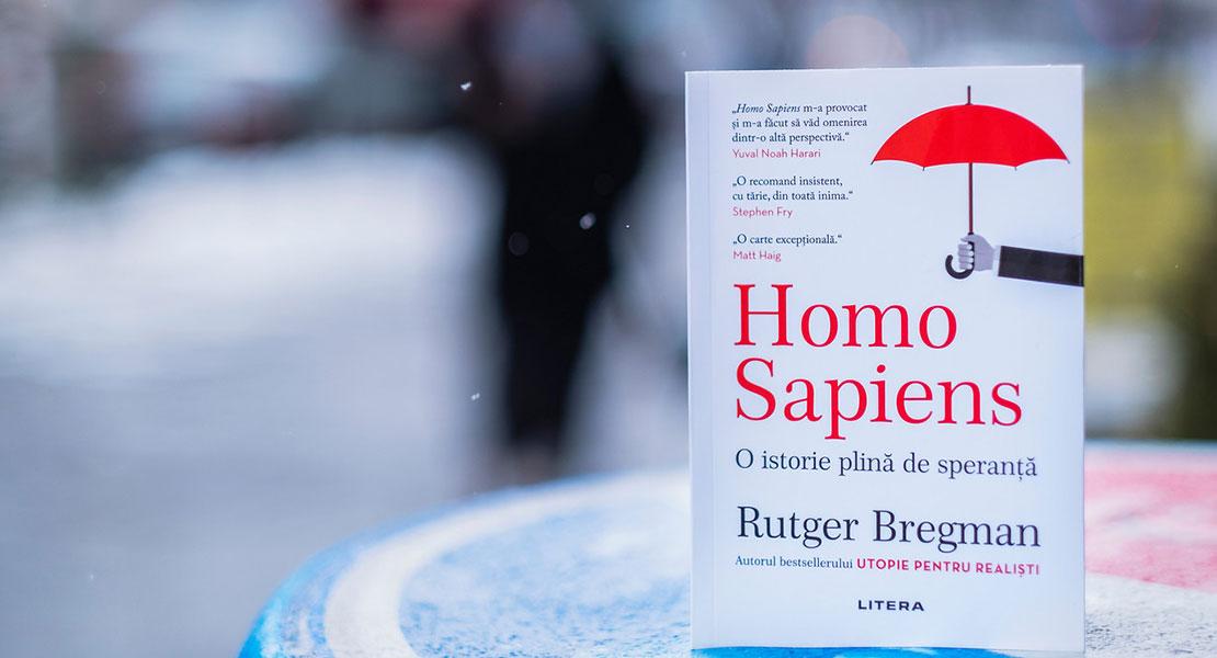 """Bedros Horasangian: """"Homo Sapiens"""" sau ce trebuie să facem ca să nu ne suim pe pereți"""