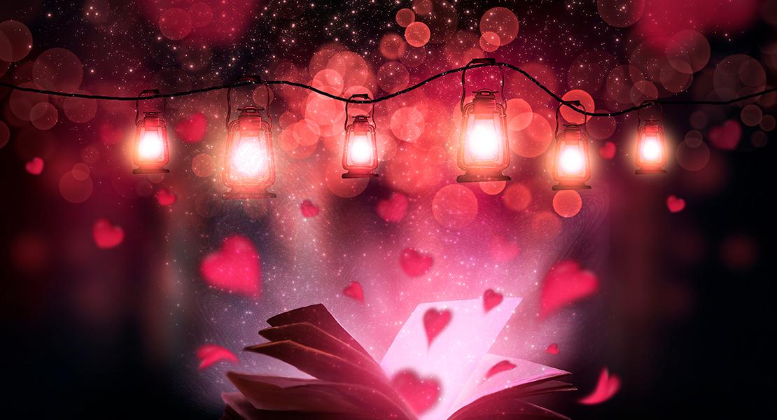 Cele mai frumoase cărți de dragoste pe care să le dăruiești de Ziua îndrăgostiților