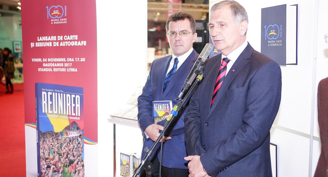 Anatol Vidrașcu, președinte fondator al Editurii Litera, decorat de Klaus Iohannis pentru efortul depus în răspândirea valorilor culturale românești