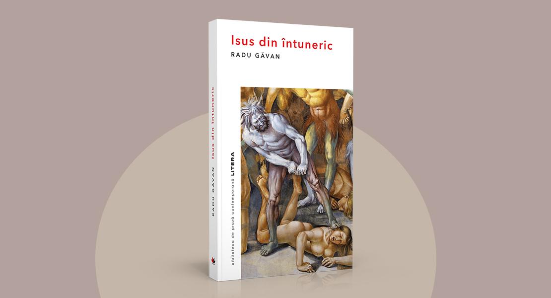 """VIDEO. Lansarea romanului """"Isus din întuneric"""" de Radu Găvan, în cadrul târgului de carte LibFest"""