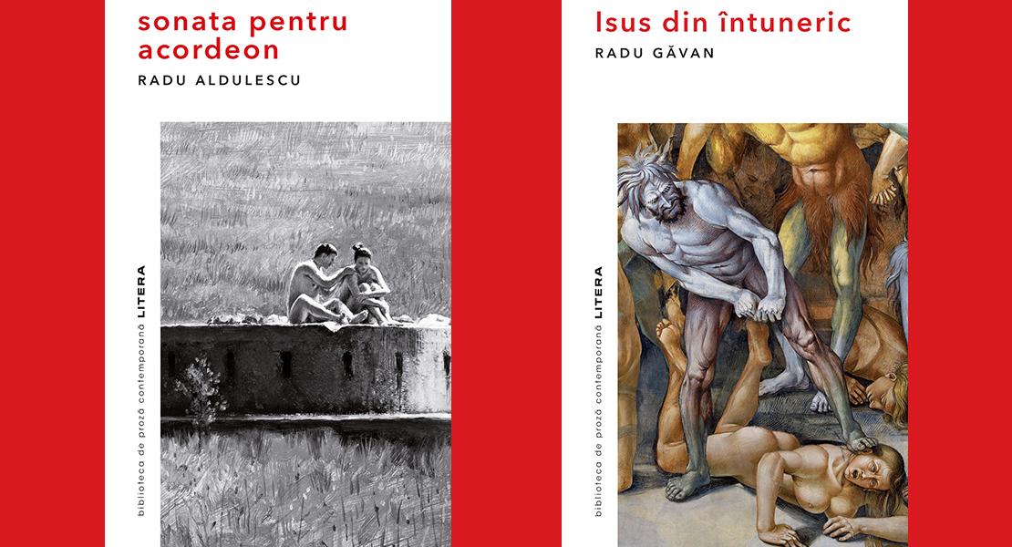 Apariții noi în colecția Biblioteca de Proză Contemporană Litera