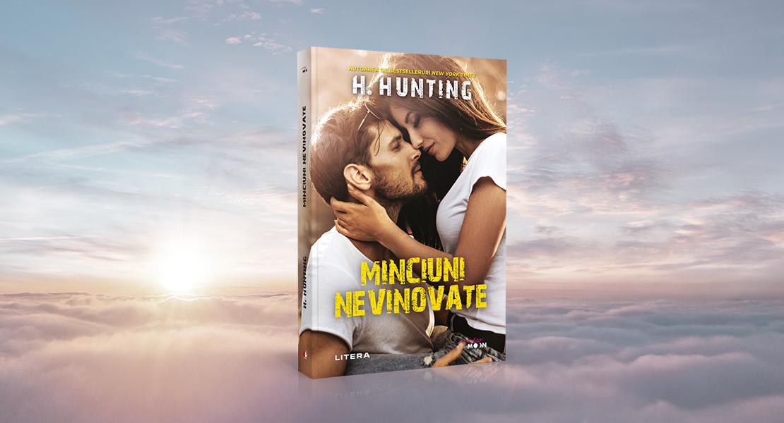 """Joi, 18 martie 2021, la toate chioșcurile de presă: """"Minciuni nevinovate"""" de H. Hunting"""