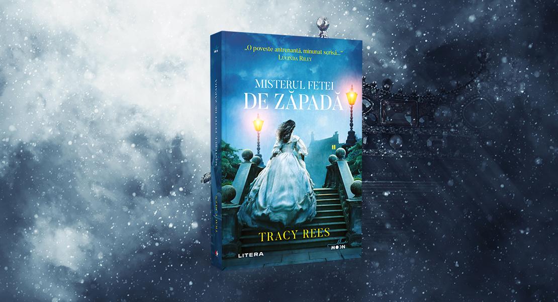 """Marți, 16 martie 2021, la toate chioșcurile de presă: """"Misterul fetei de zăpadă"""" de Tracy Rees"""