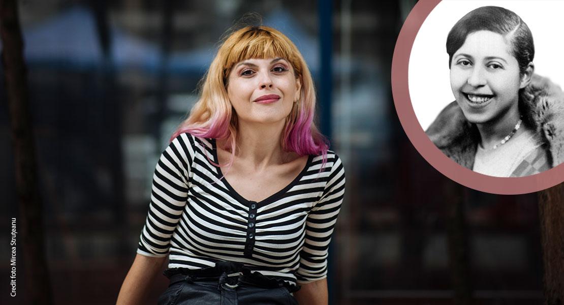 "Alina Purcaru: ""Irène Némirovsky – scrisul și  criza"""