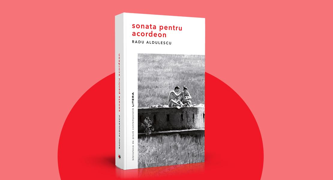 """VIDEO. Lansarea romanului """"Sonata pentru acordeon"""" de Radu Aldulescu, în cadrul târgului de carte LibFest"""