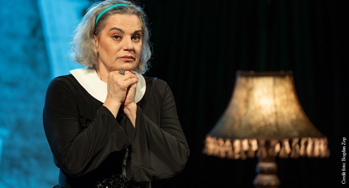 """NDC 2021. Avanpremieră: Maia Morgensten, în repetiții pentru piesa de teatru """"Nu sunt eu"""", special pentru Noaptea Cărților Deschise"""