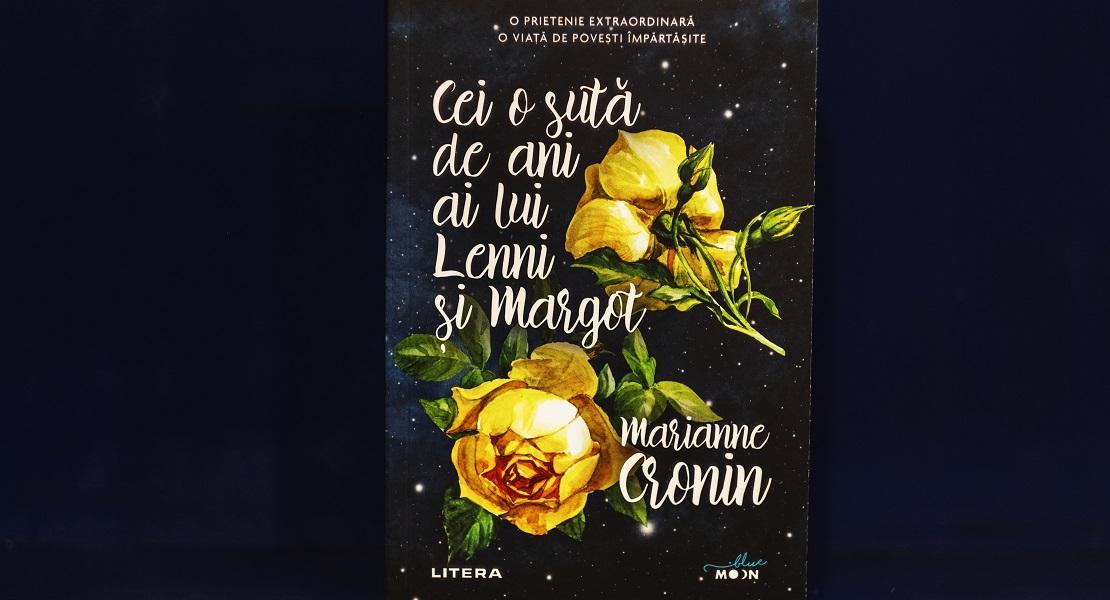"""Bestsellerul săptămânii pe Litera.ro: """"Cei o sută de ani ai lui Lenni și Margot"""""""