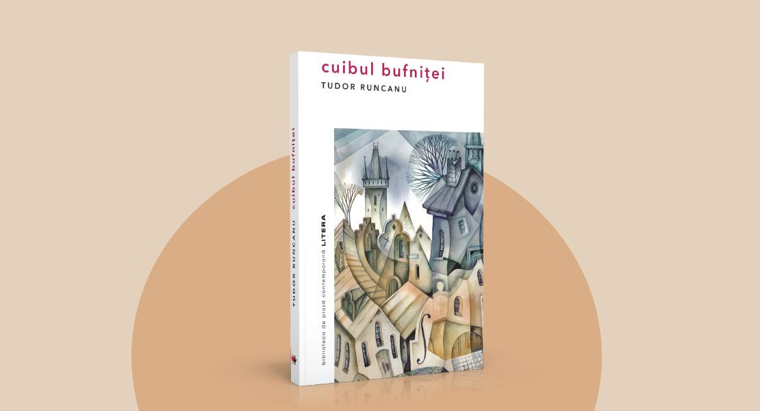 """INTERVIU VIDEO cu Tudor Runcanu despre cartea sa """"Cuibul bufniței"""". """"E o narațiune foarte colorată și din pricina imaginilor splendide"""""""