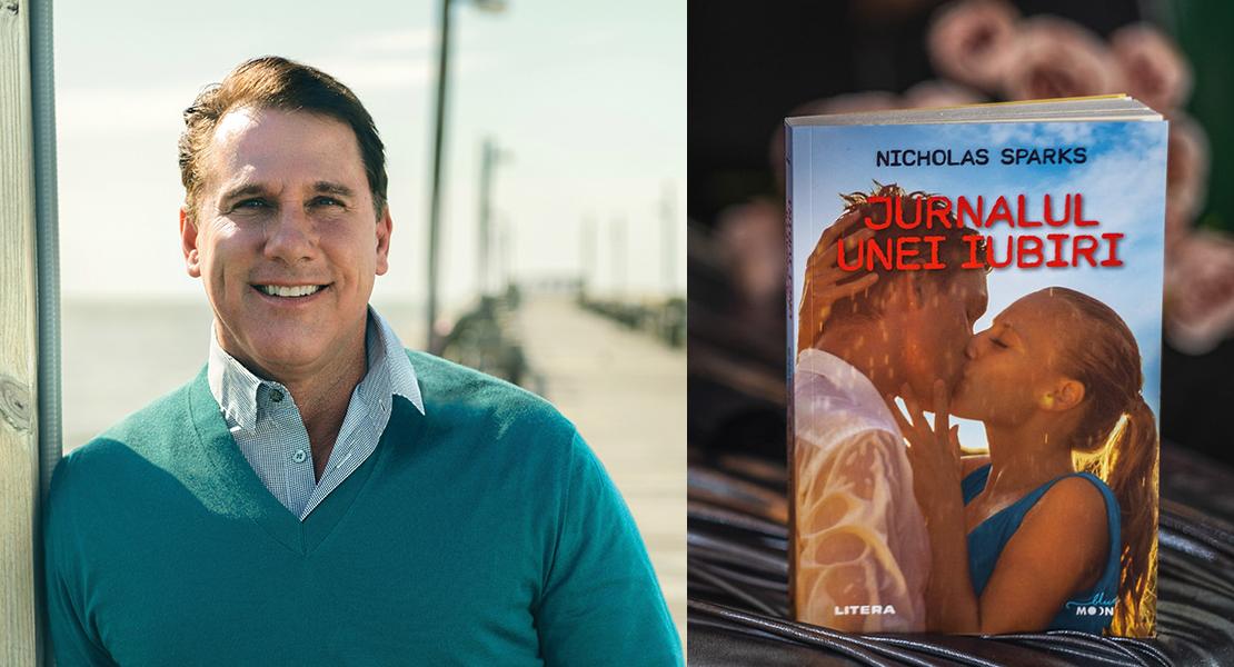 """Nicholas Sparks despre succesul său: """"Am devenit scriitor din întâmplare"""""""
