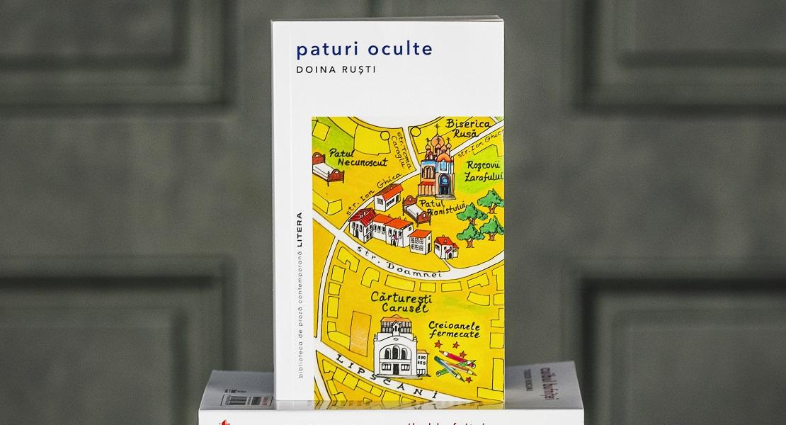 """Cronica romanului """"Paturi oculte"""" de Doina Ruști: """"O incursiune prin magia Bucureștilor de ieri și de azi"""""""
