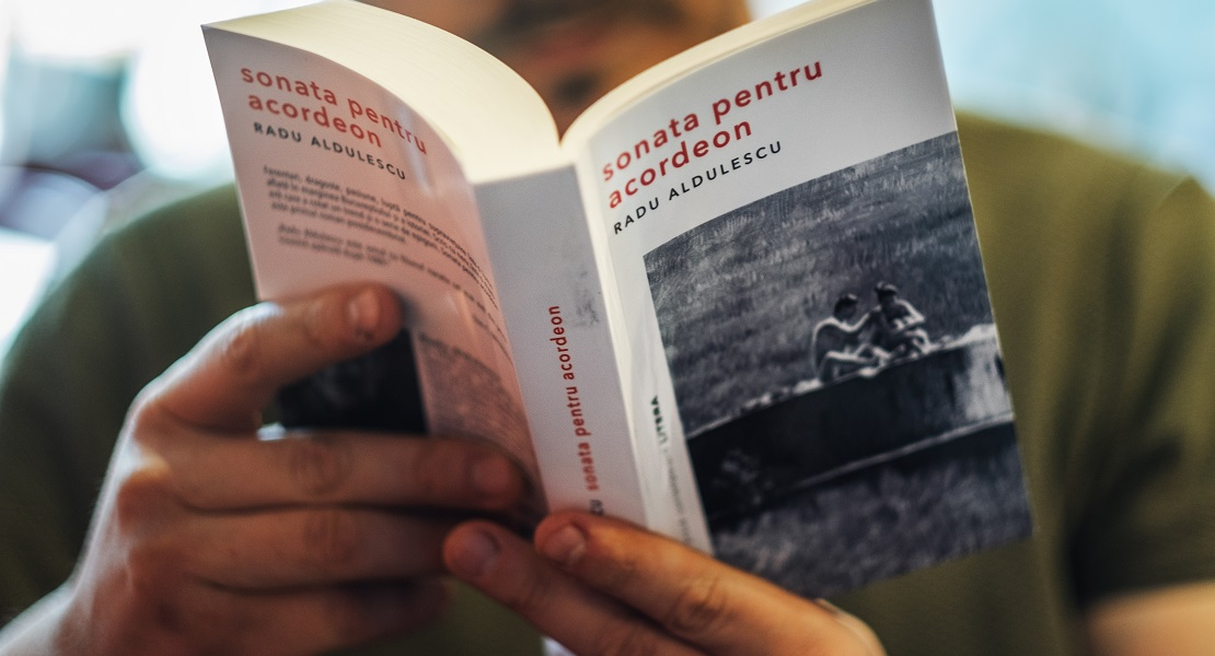 "Bedros Horasangian: ""Acordeonul lui Radu Aldulescu"""