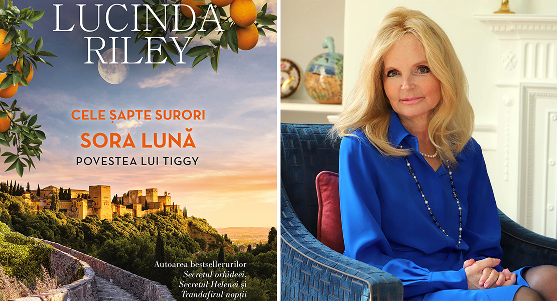"""Citește un fragment în avanpremieră din """"Sora lună. Povestea lui Tiggy"""" de Lucinda Riley"""