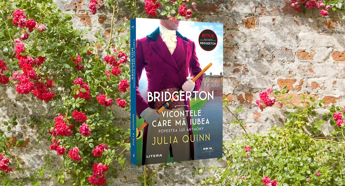 """Joi, 20 mai 2021, la toate chioșcurile de presă: """"Vicontele care mă iubea"""" de Julia Quinn"""