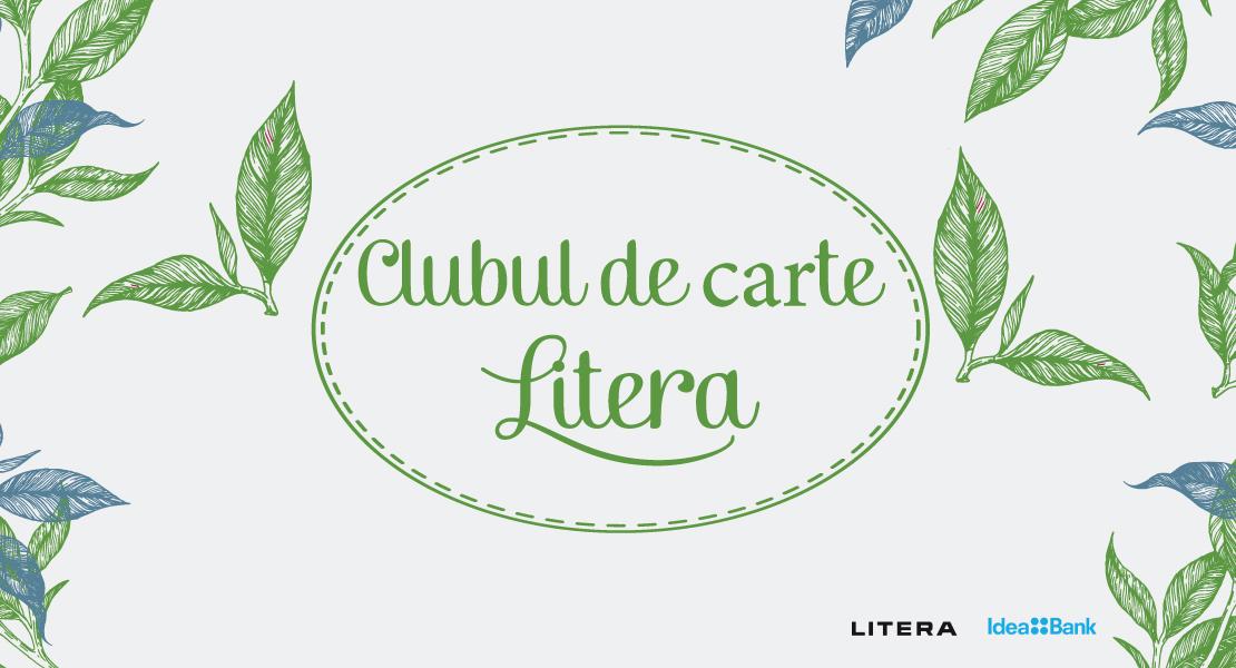 """Bestsellerul """"Apă proaspătă pentru flori"""" de Valérie Perrin, dezbătut la ediția din mai a Clubului de carte Litera"""