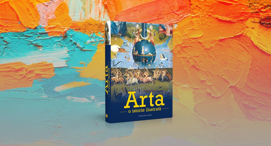 """Bedros Horasangian: """"O minune de album – ARTA. O istorie ilustrată, de la Litera, ca să fie clar!"""""""