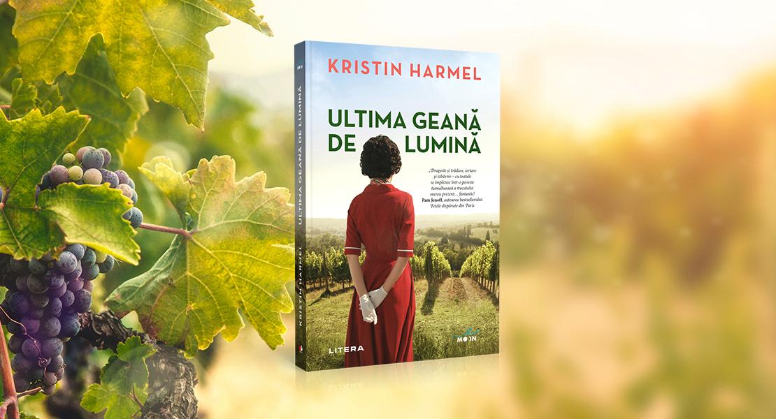 """Marți, 18 mai 2021, la toate chioșcurile de presă: """"Ultima geană de lumină"""" de Kristin Harmel"""