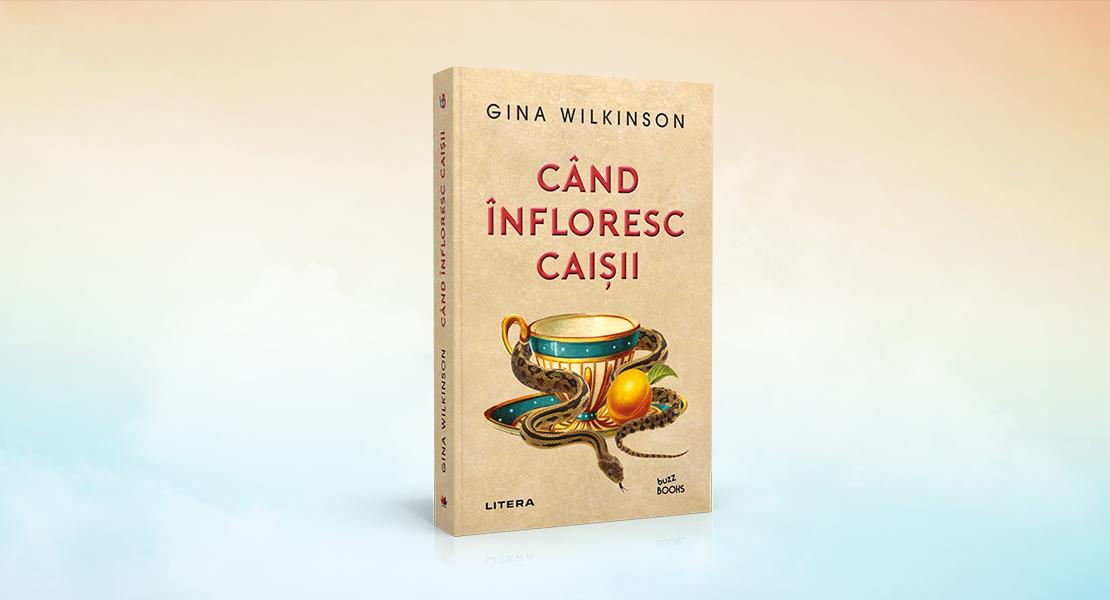 """Vineri, 28 mai 2021, la toate chioșcurile de presă: """"Când înfloresc caișii"""" de G.D. Wilkinson"""