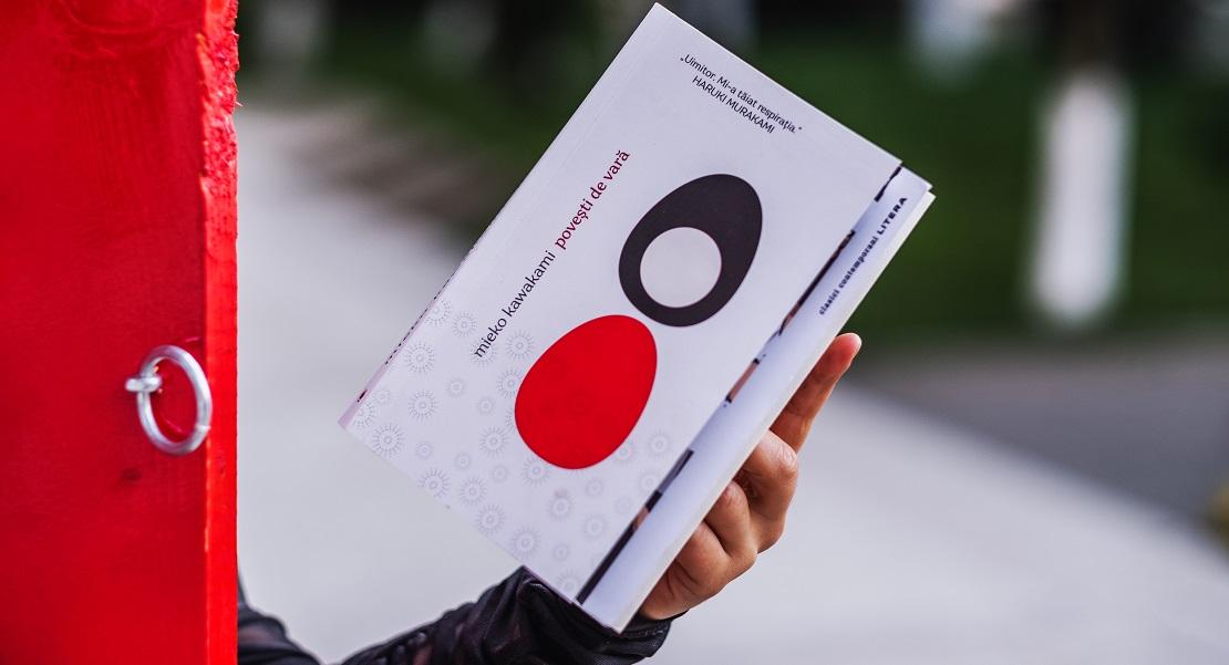 """Bestsellerul săptămânii pe Litera.ro: """"Povești de vară"""" de Mieko Kawakami"""