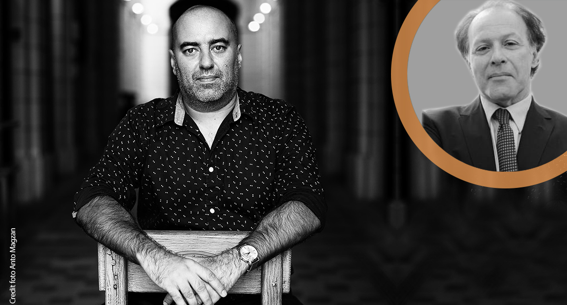 """Bogdan Alexandru Stănescu, despre Javier Marías: """"Răul, așadar"""""""