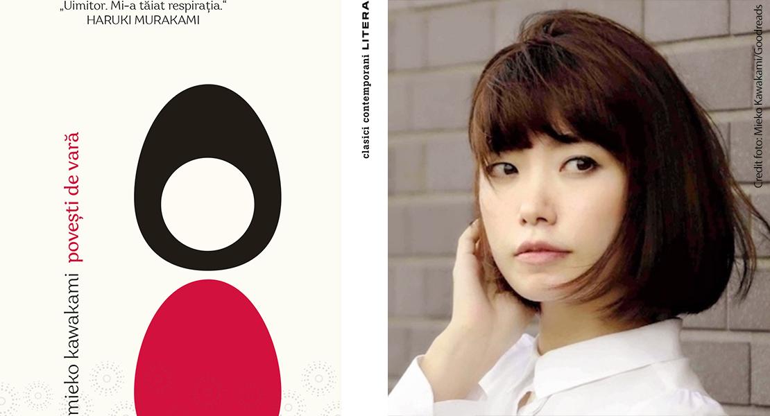 """Citește un fragment în avanpremieră din """"Povești de vară"""" de Mieko Kawakami"""