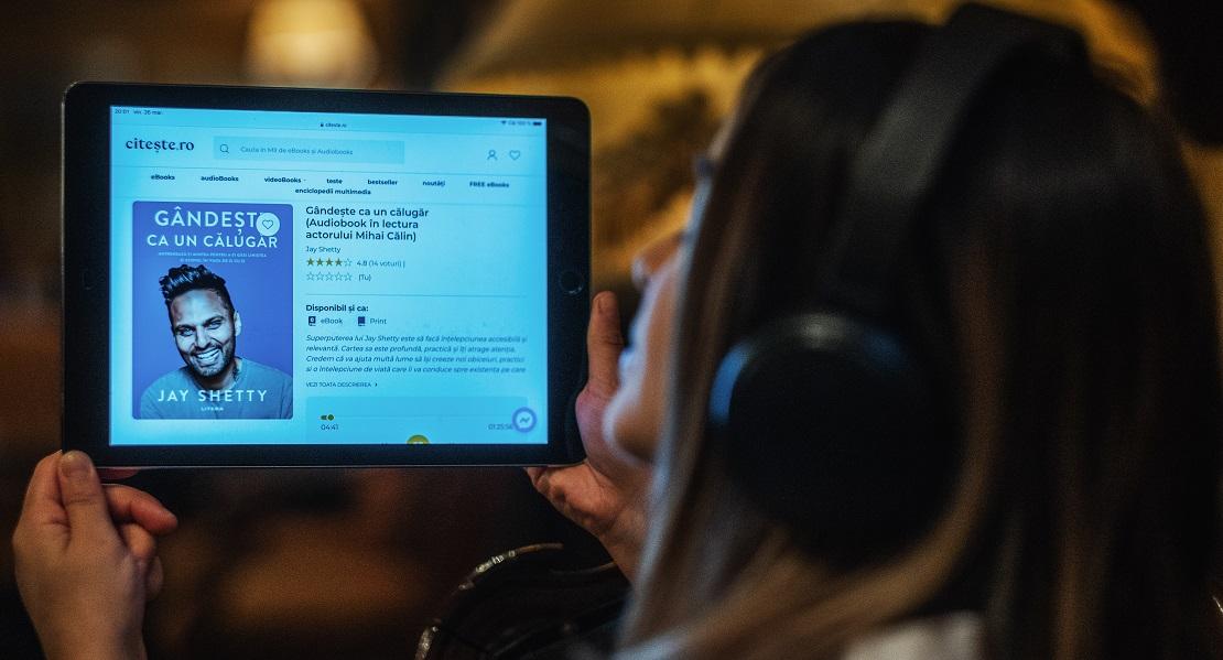 Top 10 audiobookuri pe care trebuie să le asculți în biblioteca digitală citește.ro!