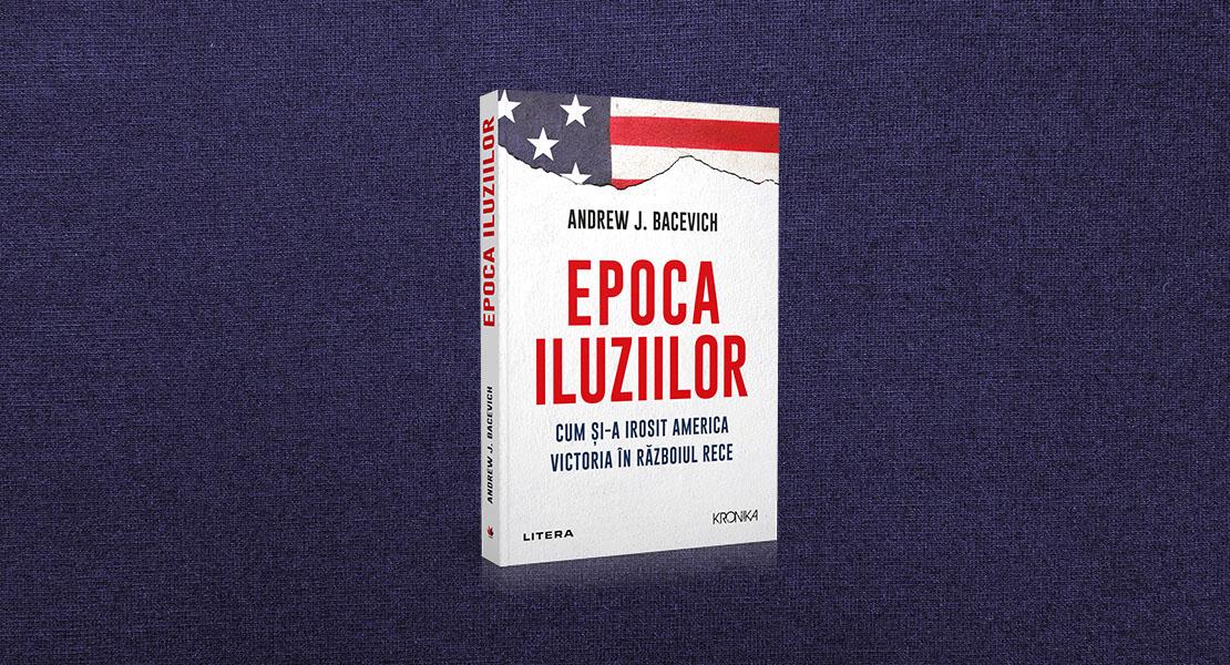 """Bedros Horasangian despre volumul """"Epoca iluziilor. Cum și-a irosit America victoria în Războiul Rece"""""""