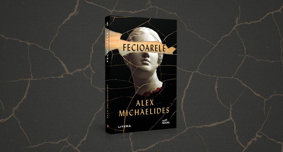 """Vineri, 9 iulie 2021, la toate chioșcurile de presă: """"Fecioarele"""" de Alex Michaelides"""
