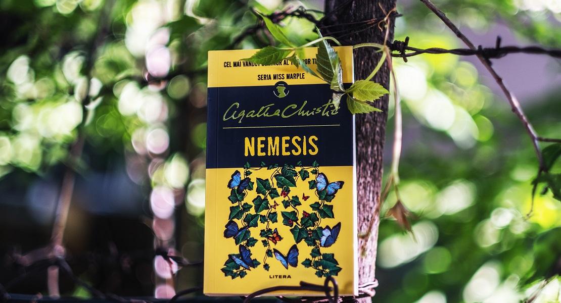 "Bestsellerul săptămânii pe Litera.ro: ""Nemesis"" de Agatha Christie"