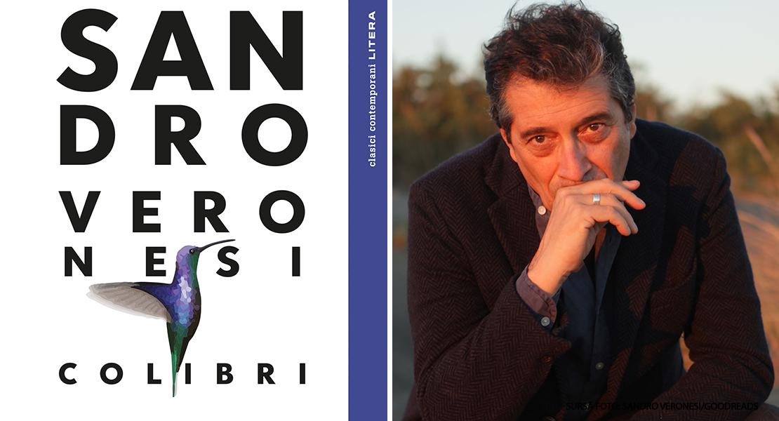 """Citește un fragment în avanpremieră din """"Colibri"""" de Sandro Veronesi"""