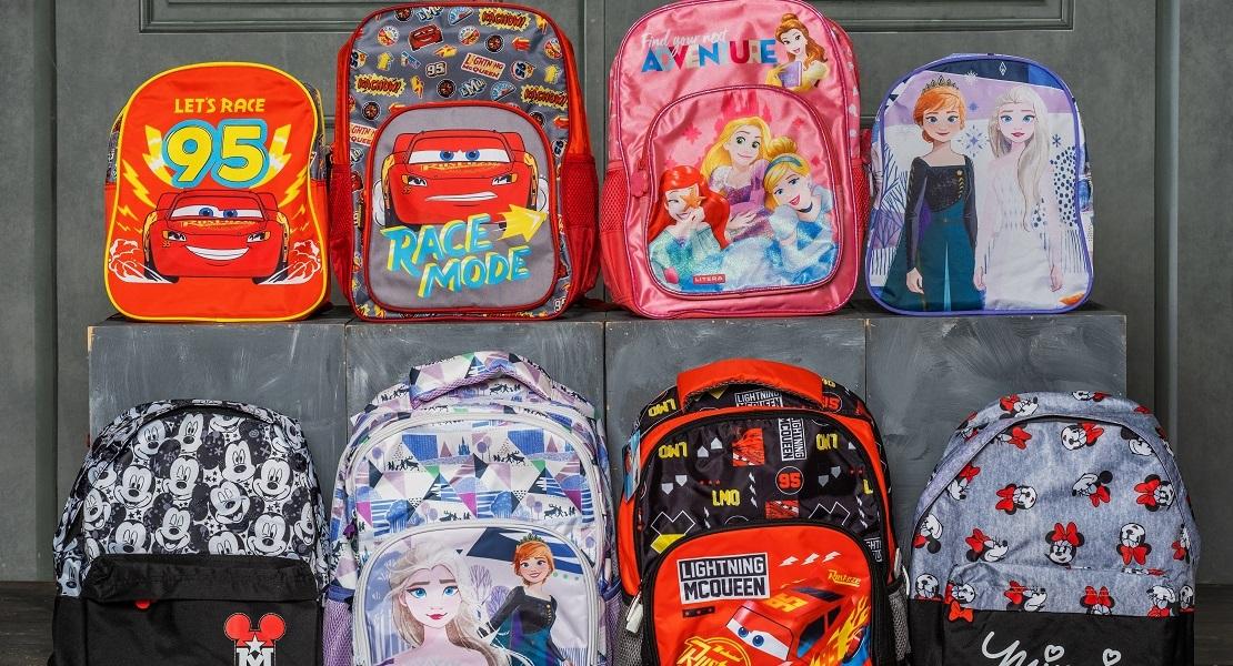 Back to school pe Litera.ro. Comandă de 199 lei și primești un ghiozdan cadou! Poți alege între 8 modele complet echipate!