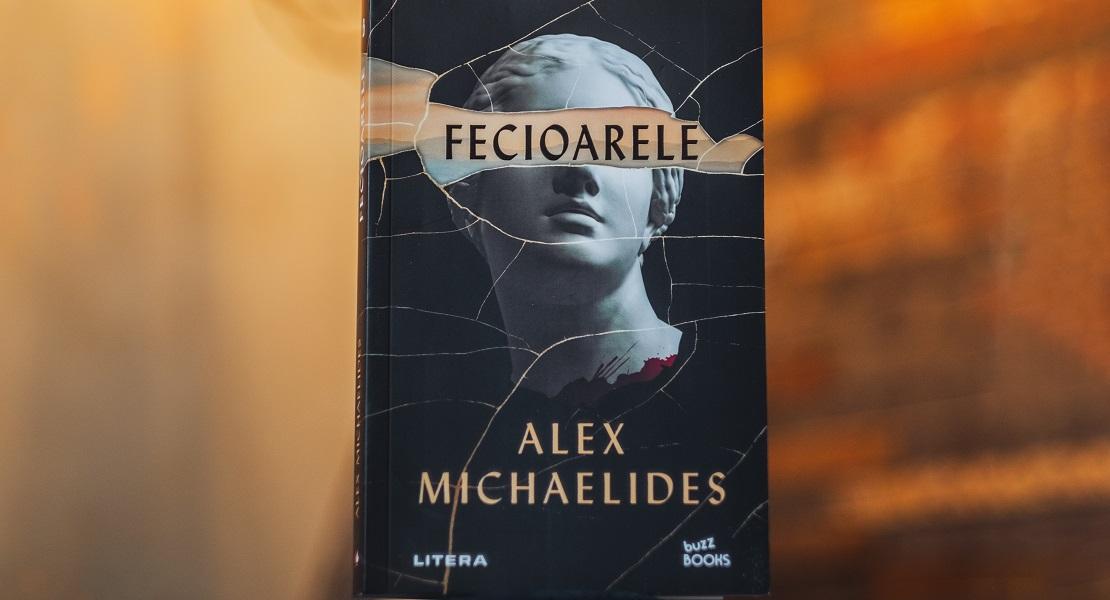 """Bestsellerul săptămânii pe Litera.ro: """"Fecioarele"""" de Alex Michaelides"""