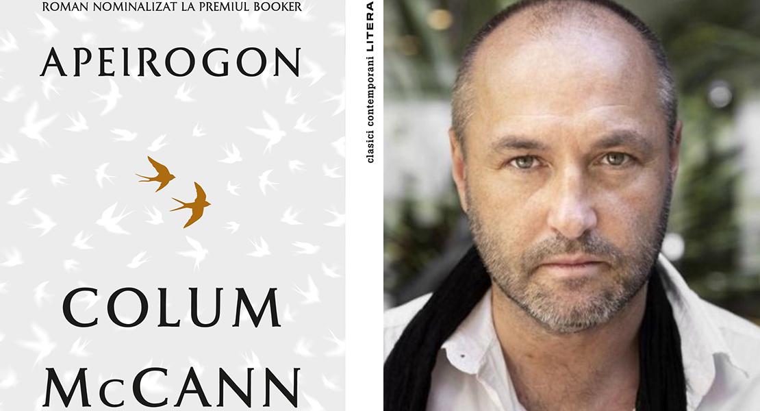 """Citește un fragment în avanpremieră din """"Apeirogon"""" de Colum McCann"""