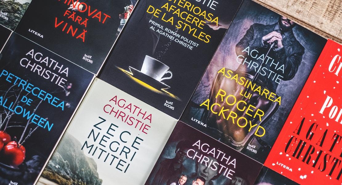 15 septembrie: Ziua îndrăgitei scriitoare britanice, Agatha Christie