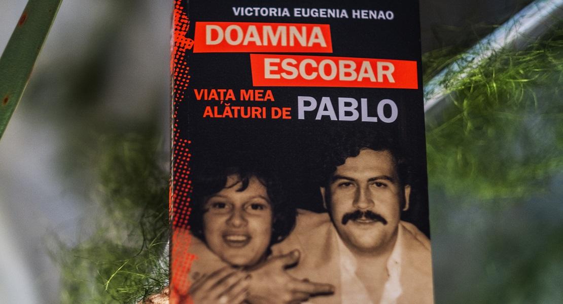"""Bedros Horasangian: """"Viața, banii, drogurile și moartea din jurul lui Pablo Escobar"""""""