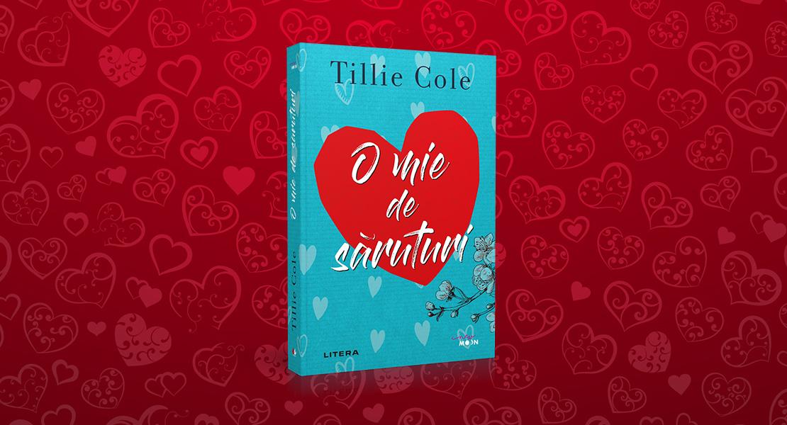 """Joi, 16 septembrie 2021, la toate chioșcurile de presă: """"O mie de săruturi"""" de Tillie Cole"""
