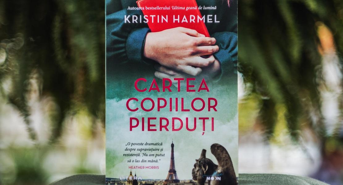 """Bestsellerul săptămânii pe Litera.ro: """"Cartea copiilor pierduți"""" de Kristin Harmel"""