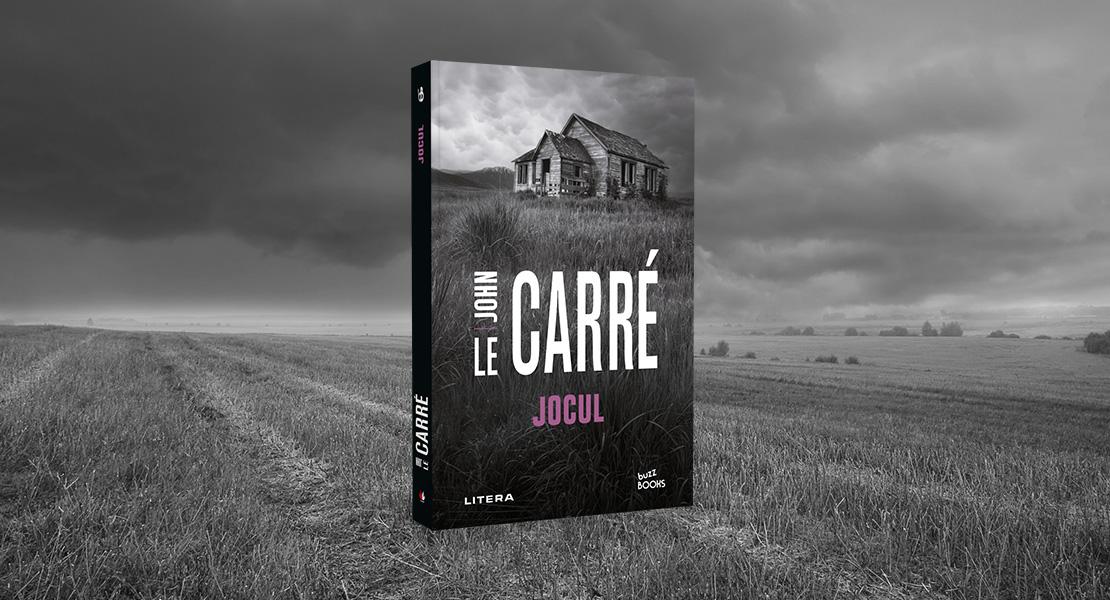"""Vineri, 15 octombrie 2021, la toate chioșcurile de presă: """"Jocul"""" de John le Carré"""